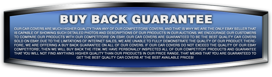 5 Layer SUV Full Car Cover For For BUICK ENCLAVE 2008 2009 2010 2011 2012 CSC